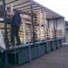 robinia hout transport