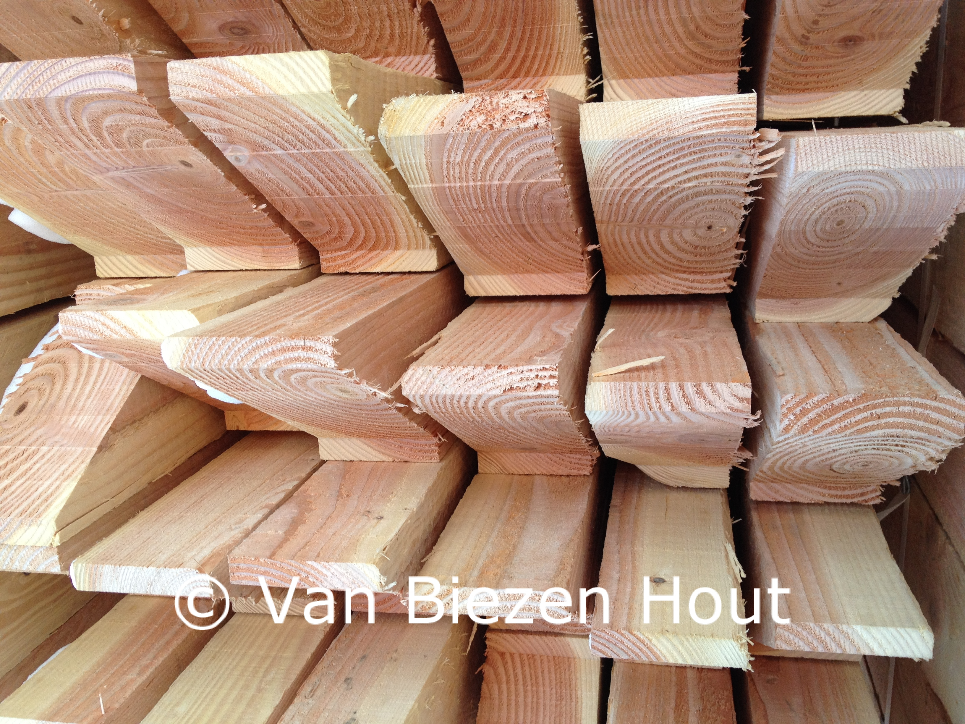prijs douglas hout