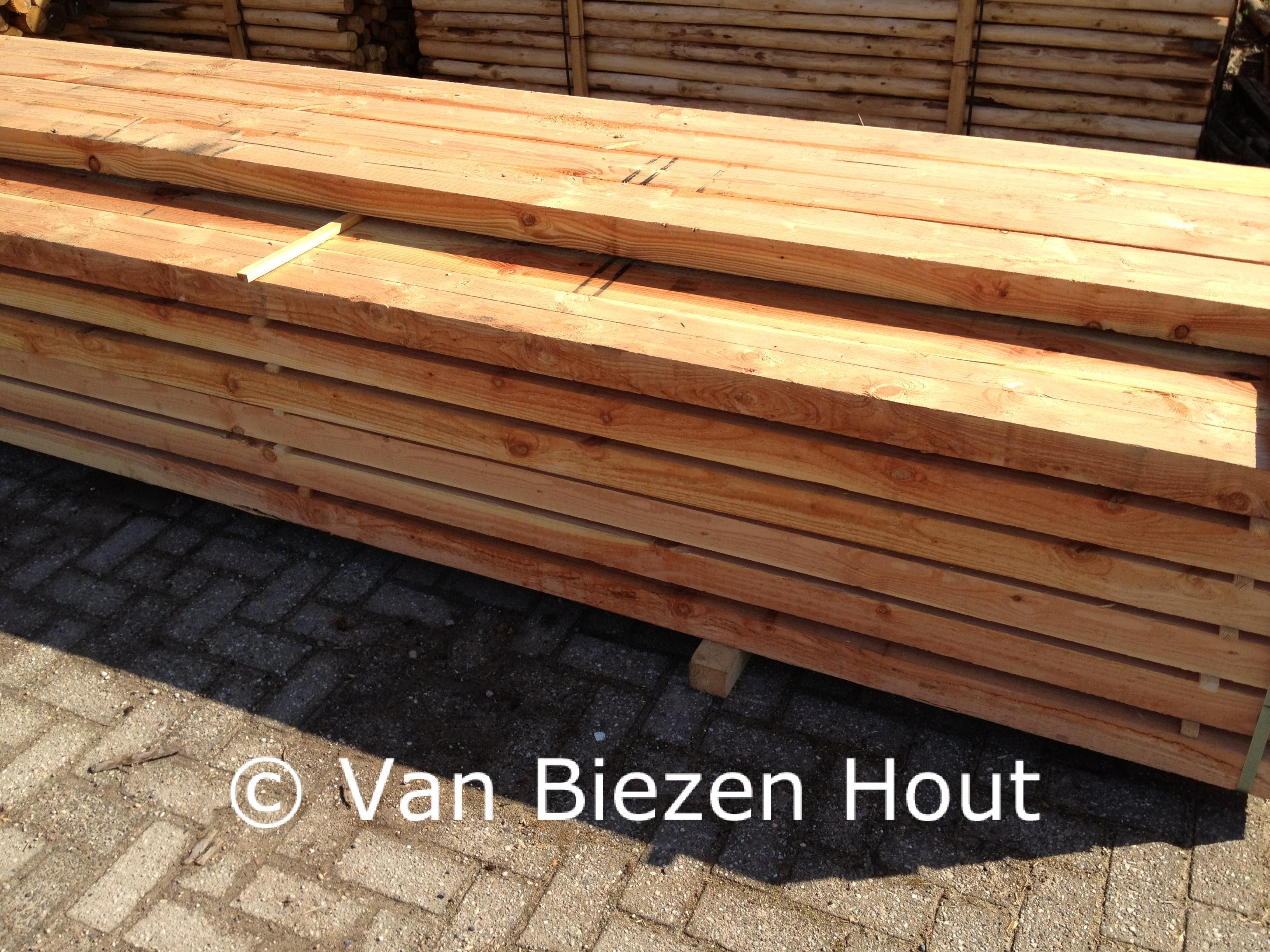 kosten douglas hout
