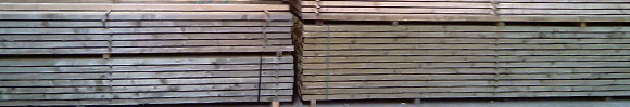 Gezaagd hout en geschaafd hout